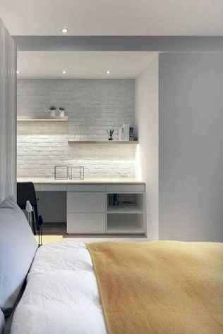 Simple home office decor ideas for men (68)