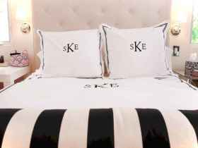 0035 luxurious bed linens color schemes ideas