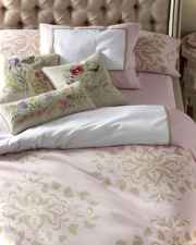 0073 luxurious bed linens color schemes ideas
