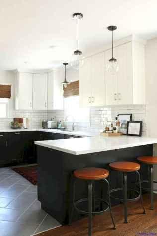 012 luxury black and white kitchen design ideas