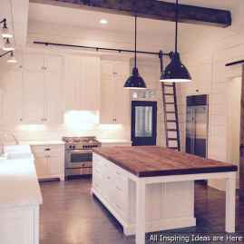 02 chic modern farmhouse kitchen decor ideas
