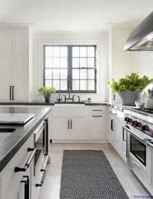 033 luxury black and white kitchen design ideas