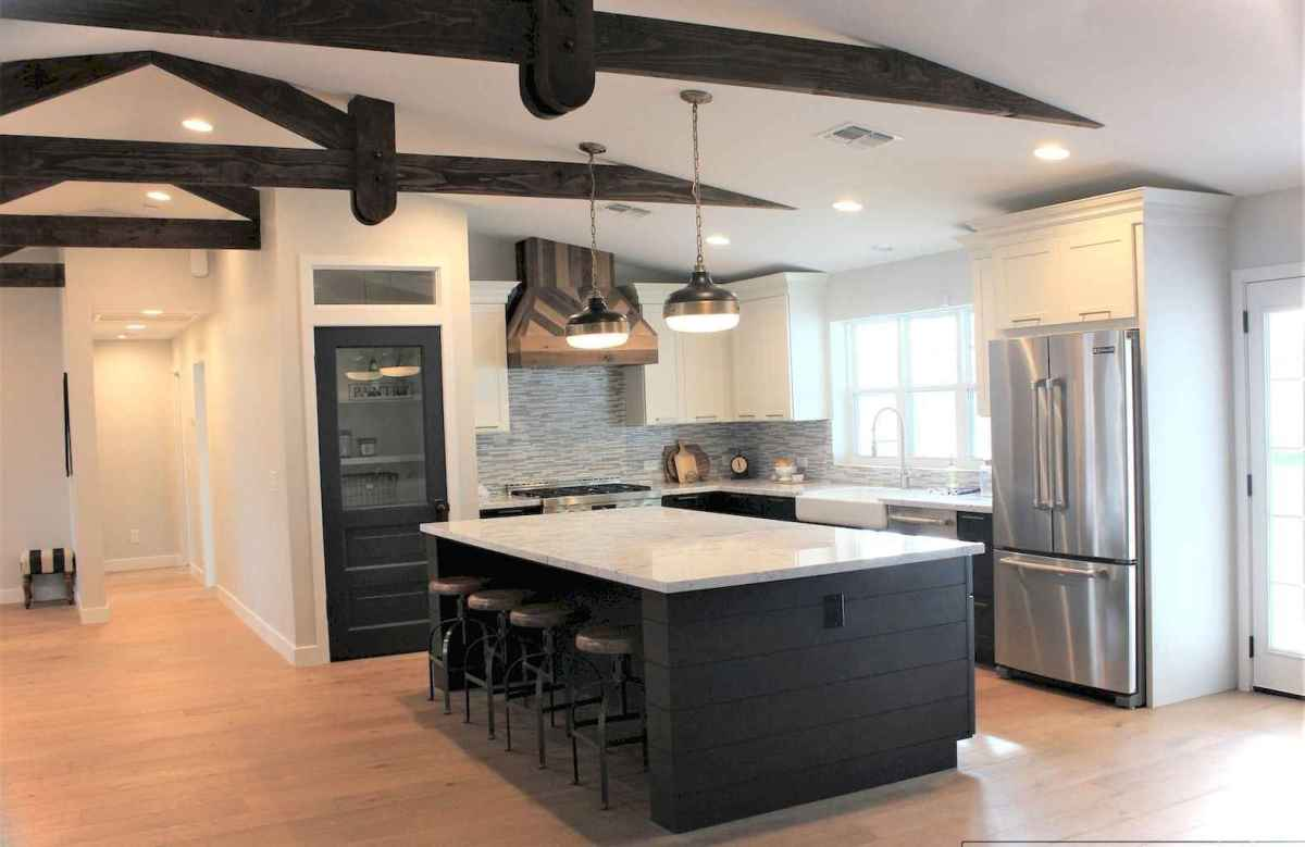 039 awesome modern farmhouse kitchen cabinets ideas