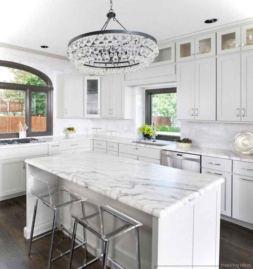 044 awesome modern farmhouse kitchen cabinets ideas