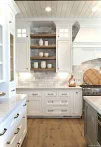 046 awesome modern farmhouse kitchen cabinets ideas