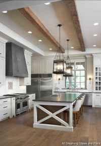 06 chic modern farmhouse kitchen decor ideas