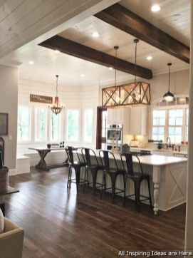 29 chic modern farmhouse kitchen decor ideas