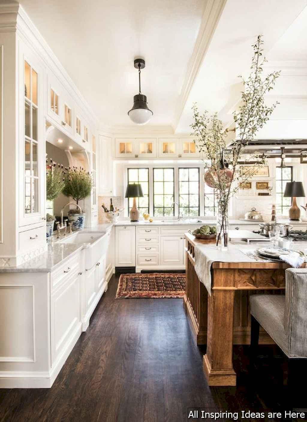 30 chic modern farmhouse kitchen decor ideas , Room a Holic