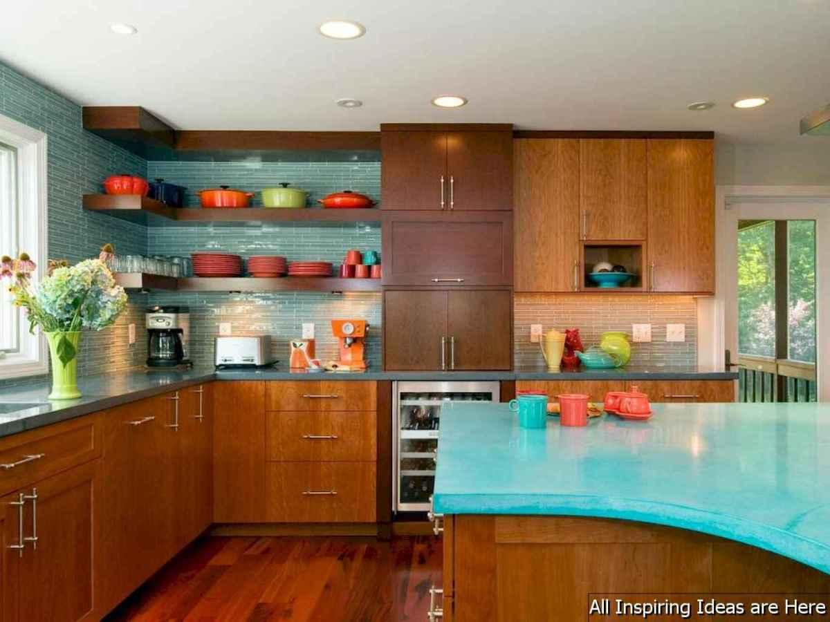30 gorgeous midcentury modern kitchen decorating ideas