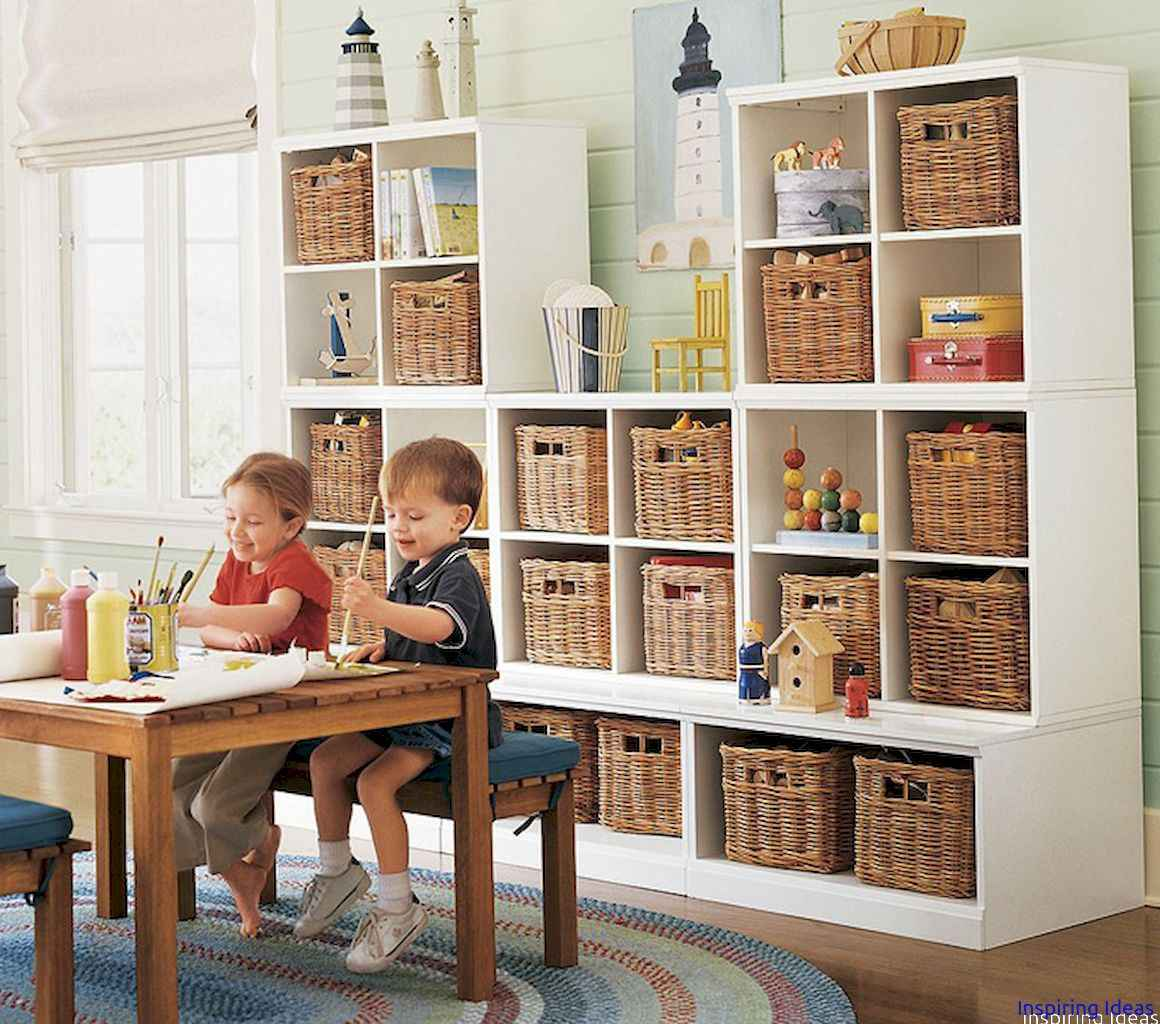 Amazing dreamed playroom ideas 36