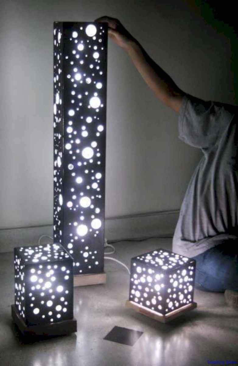 Awesome christmas lights decor ideas 34