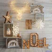 Awesome christmas lights decor ideas 36