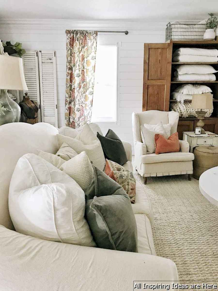 Best 1 rustic farmhouse living room ideas