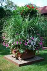 Best summer container garden ideas 11