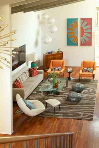 Cozy midcentury living room 12 ideas