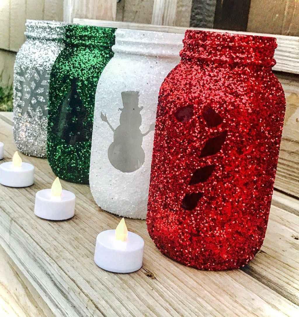 Easy diy christmas decorations ideas on a budget 14