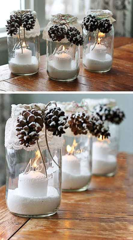 Easy diy christmas decorations ideas on a budget 32