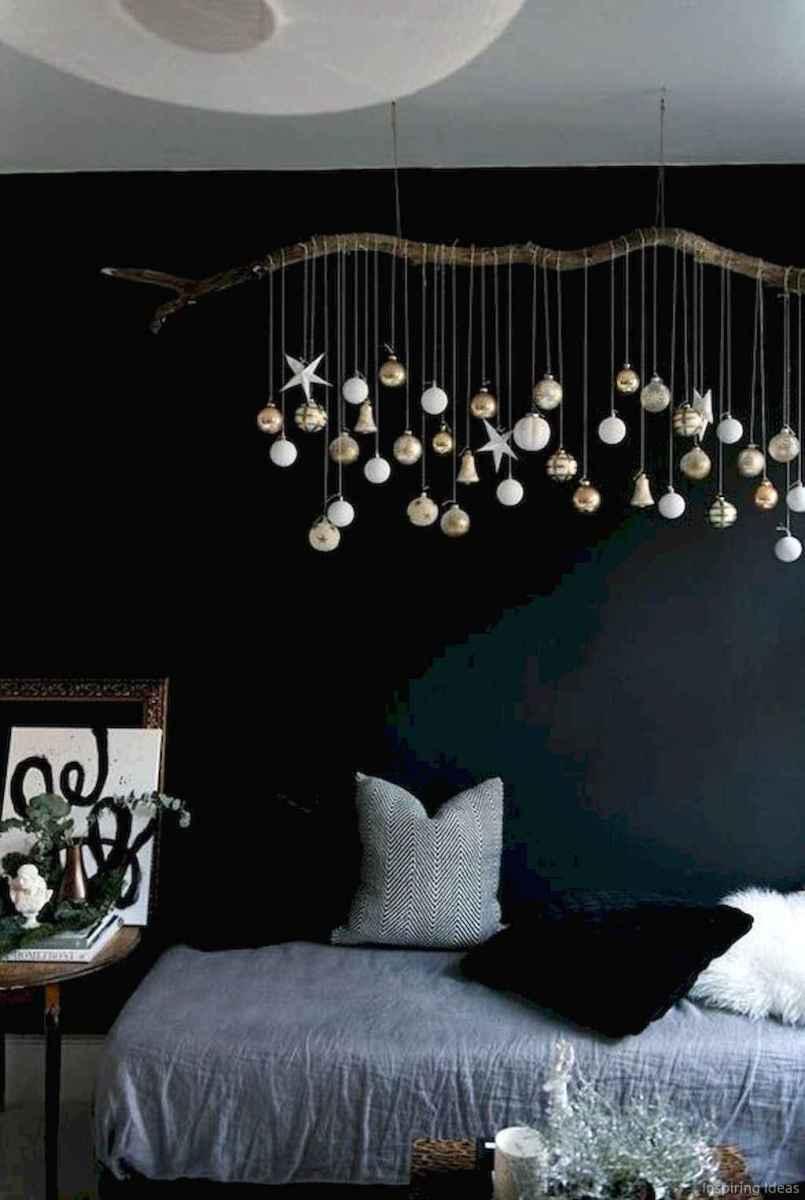 Joyful christmas decorations ideas for apartment 04