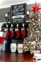 Joyful christmas decorations ideas for apartment 35