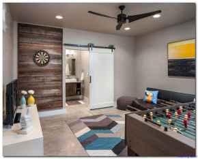 Masculine apartment decorating ideas for men 09