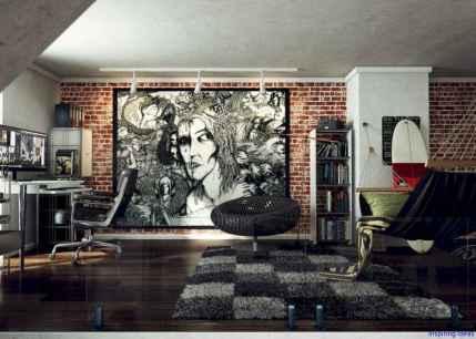 Masculine apartment decorating ideas for men 20