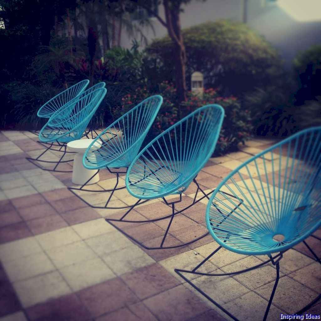 Outdoor 06 rocking chairs project ideas for patio