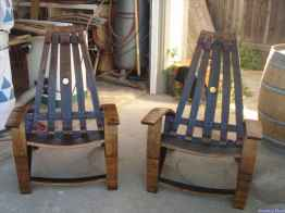 Outdoor 27 rocking chairs project ideas for patio