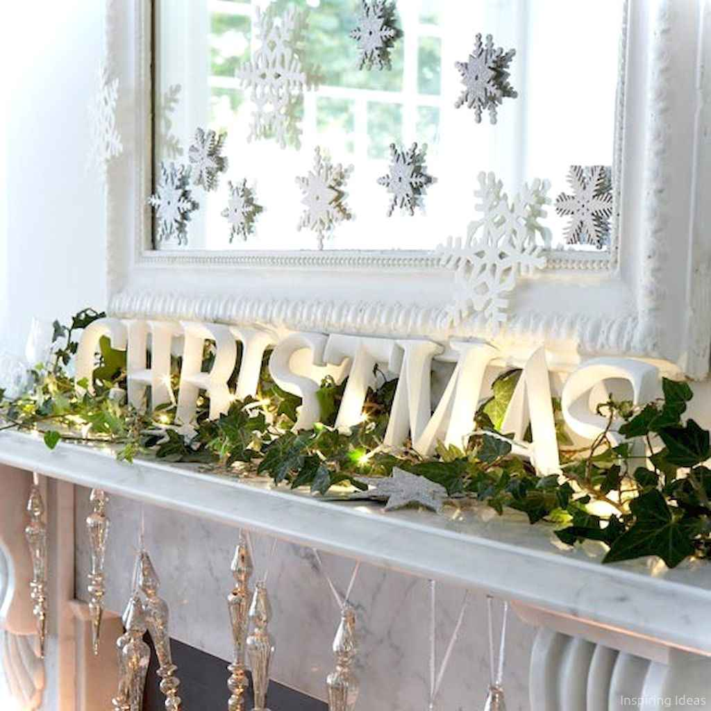 Simple christmas decorations ideas for the home 02
