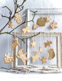 Simple christmas decorations ideas for the home 19