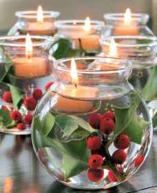 Simple christmas decorations ideas for the home 59