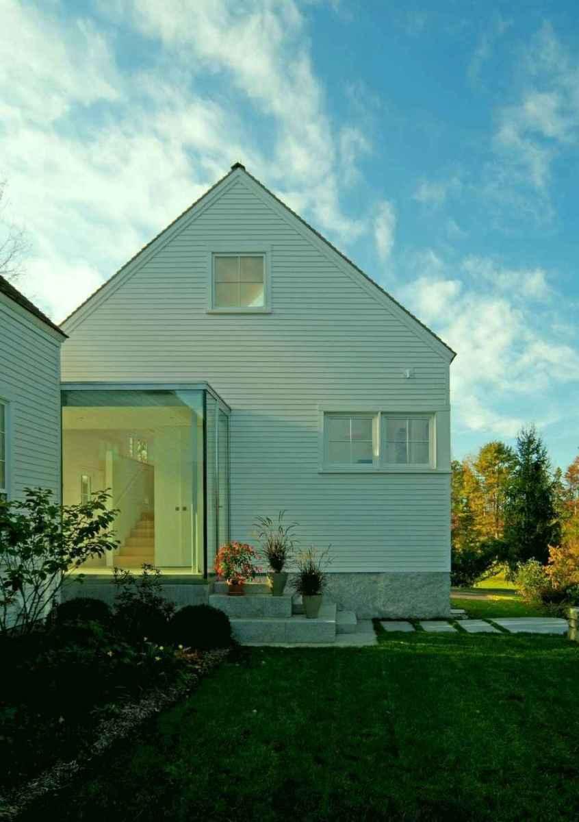 Traditional cape cod house exterior ideas 003