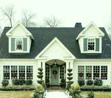 Traditional cape cod house exterior ideas 004