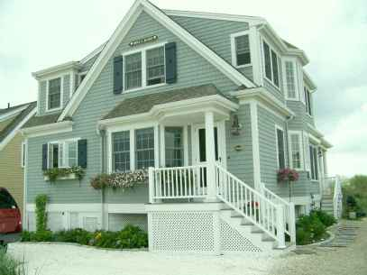 Traditional cape cod house exterior ideas 014