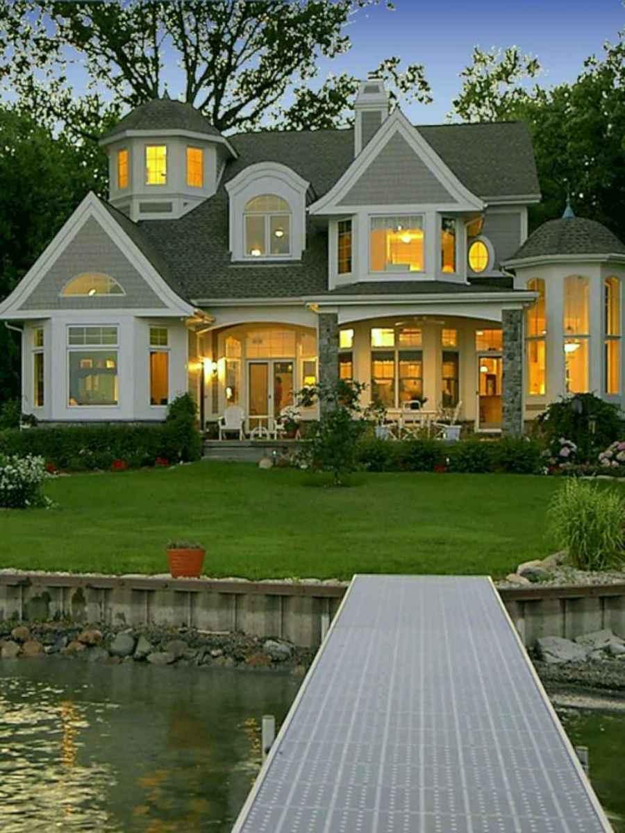 Traditional cape cod house exterior ideas 028