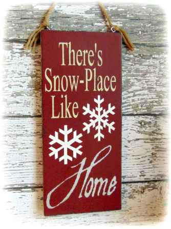 0013 rustic christmas decorations ideas