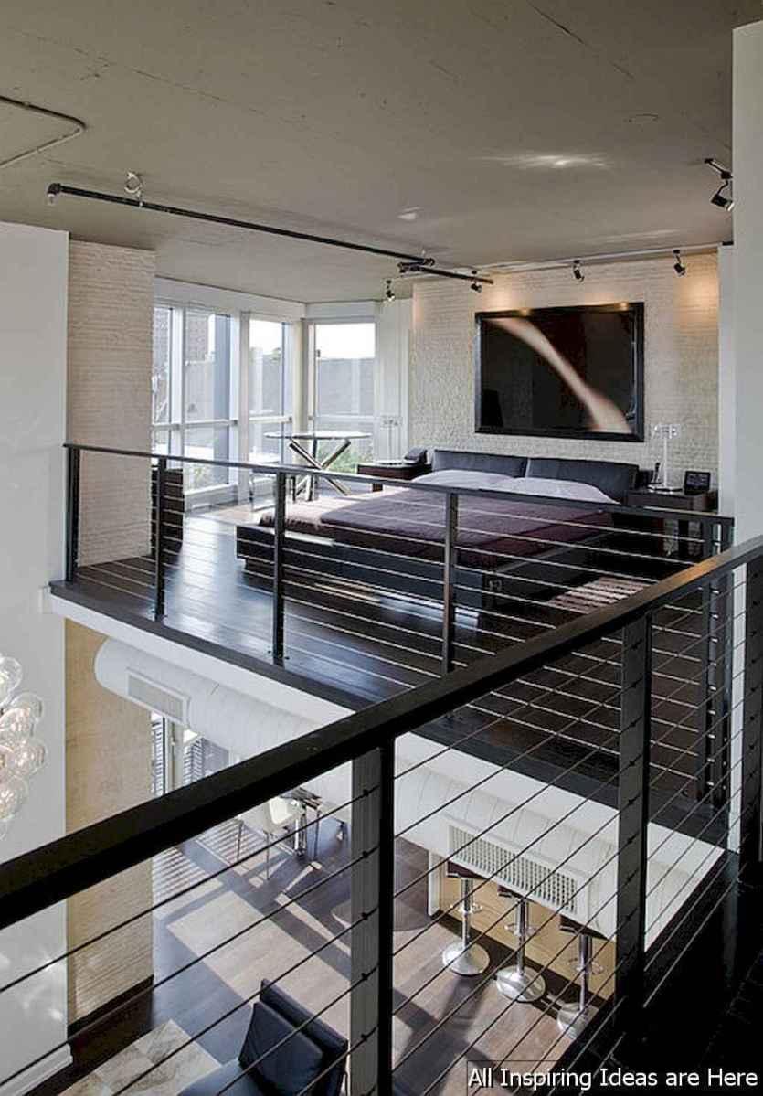 0016 stunning loft bedroom design ideas