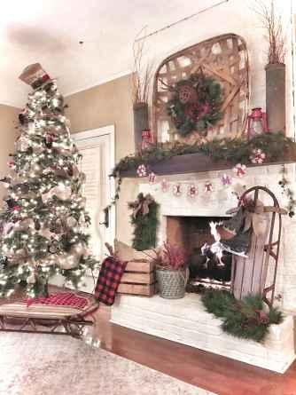0026 rustic christmas decorations ideas