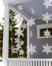 0027 peaceful christmas outdoor decorations ideas