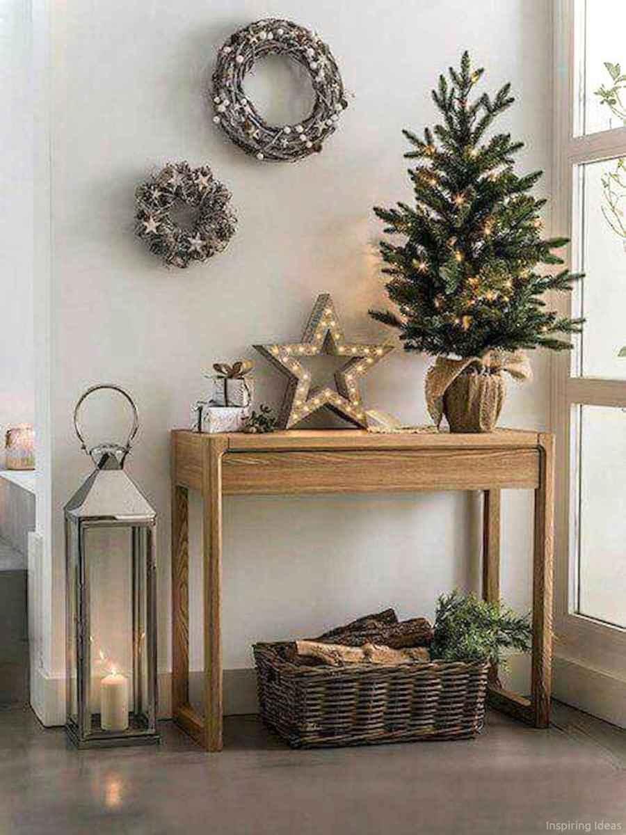0027 rustic christmas decorations ideas