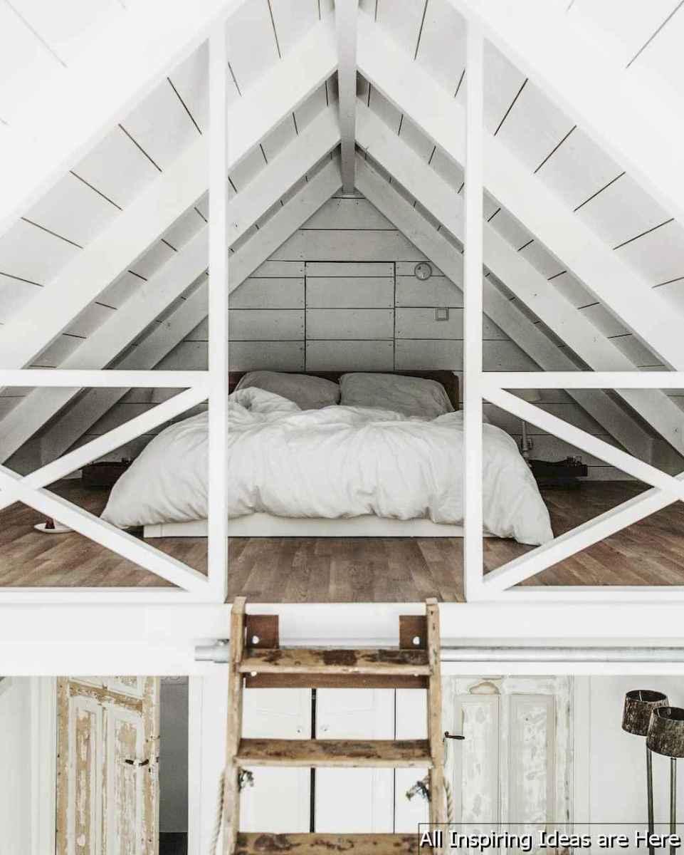 0027 stunning loft bedroom design ideas