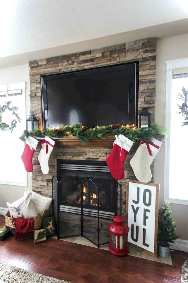 0035 rustic christmas decorations ideas