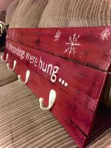 0046 rustic christmas decorations ideas