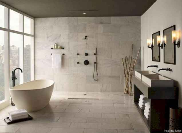 0075 simple curbless shower ideas for your house