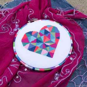 1 awesome diy valentine decorations heart patterns ideas