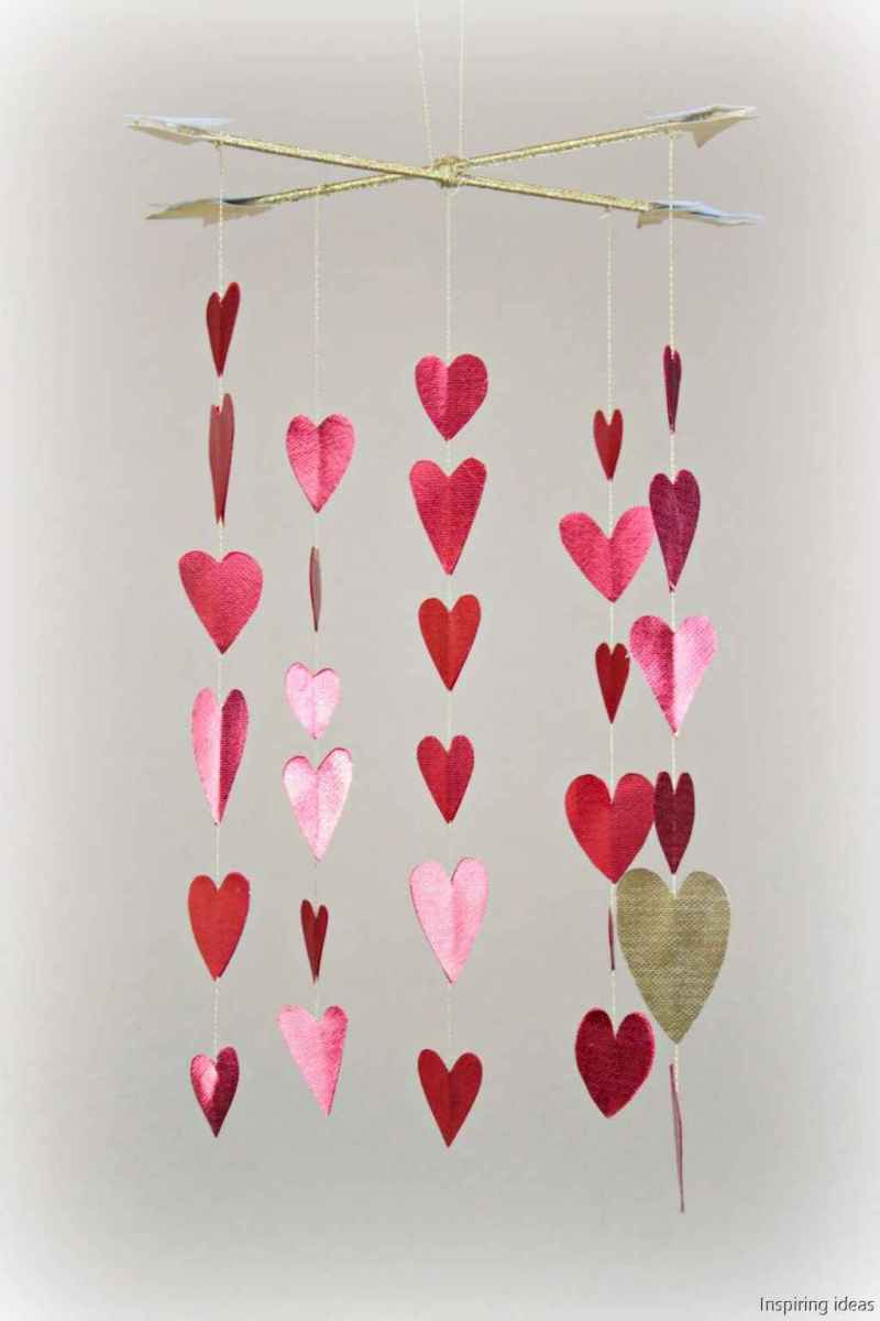 10 awesome diy valentine decorations heart patterns ideas