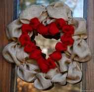 11 sweetest valentine wreaths ideas for your front door