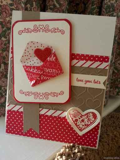 29 unforgetable valentine cards ideas homemade