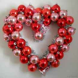 30 sweetest valentine wreaths ideas for your front door