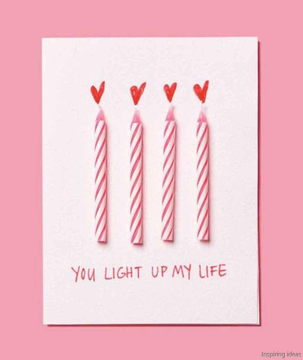 30 unforgetable valentine cards ideas homemade