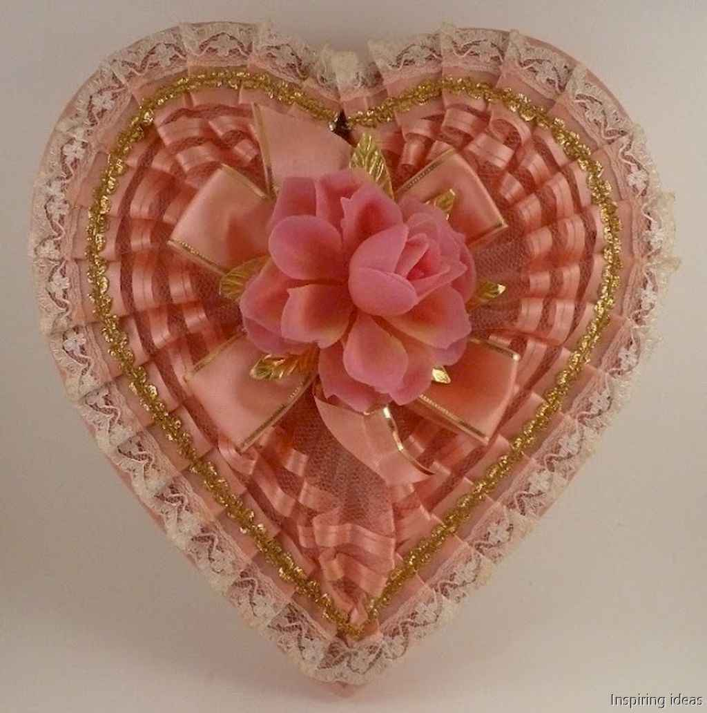 34 beautiful vintage valentine decorations ideas